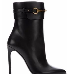 Gucci boots booties 36.6